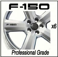 FORD F-150 CAR WHEEL DECALS